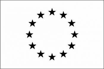 UE drapeau - UE