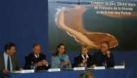 création PNM estuaire de la Gironde et de mer des Pertuis - Préfecture 17 - Yann Touveron